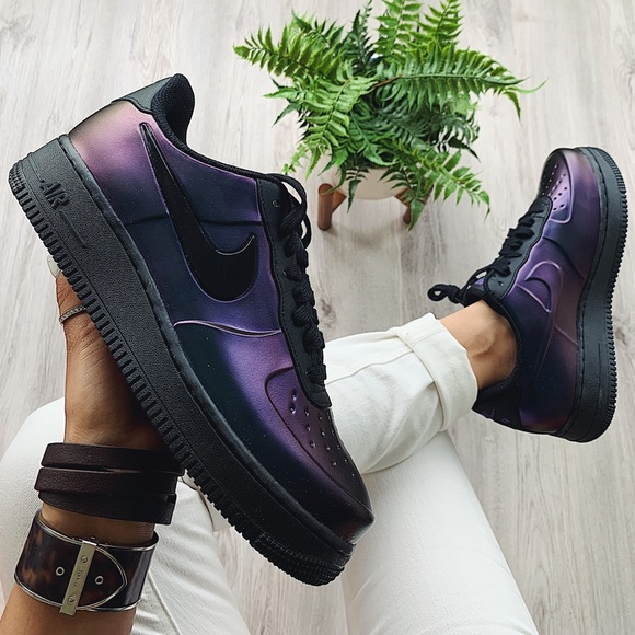 Nike Shoes - Nike af1 foamposite pro sneakers